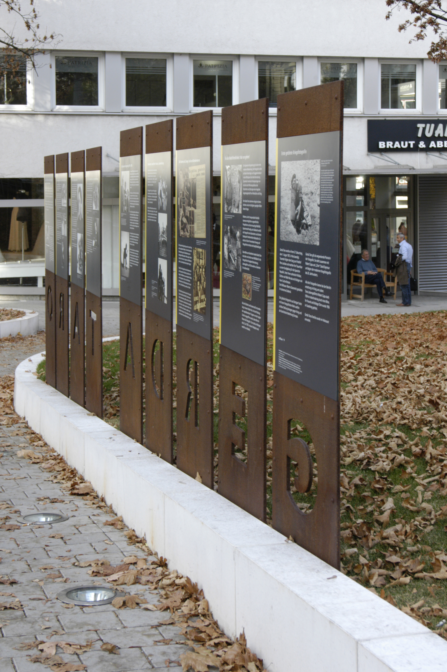 Gerda-Taro-Platz