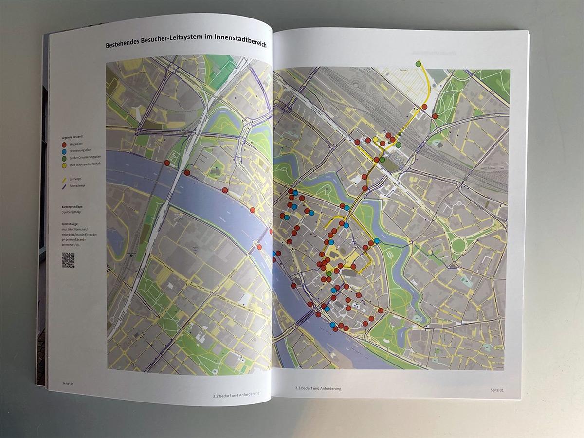 Machbarkeitsstudie Stadt Bremen